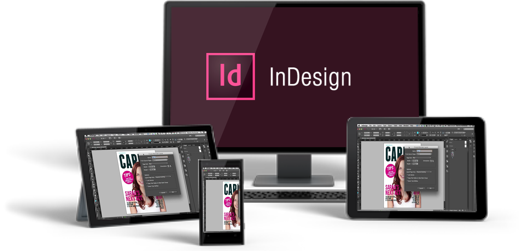 InDesign training online