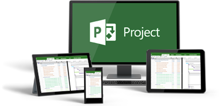 Microsoft Project Training online