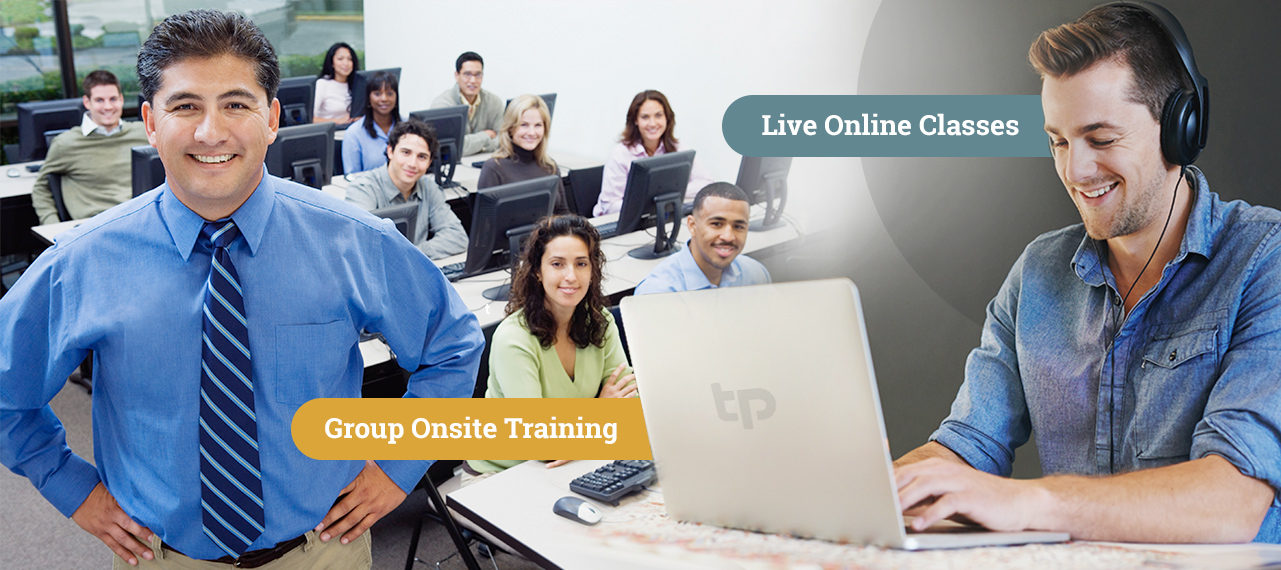 Onsite Computer Classes